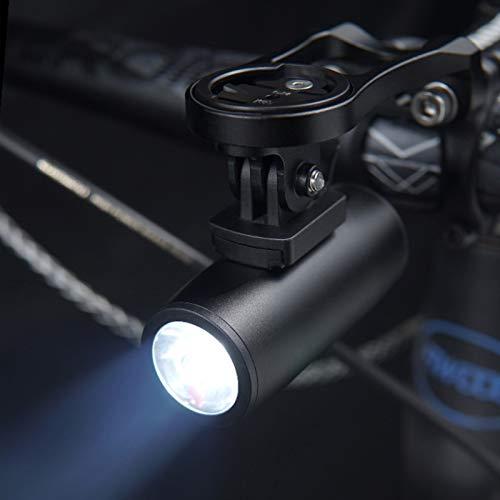 ZHZHO Linterna recargable por USB, impermeable, se puede utilizar para bicicletas de montaña y bicicletas de carretera, alcance óptico de 200 m, mejor linterna de camping, uso de emergencia