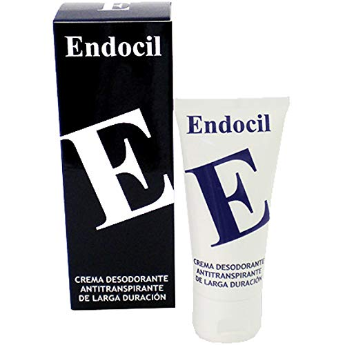 ENDOCIL desodorante en crema antitranspirante larga duración tubo 50 ml