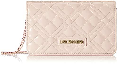 Love Moschino Jc4093pp1a, Borsa a Mano Donna, Rosa (Rosa), 4x11x18 cm (W x H x L)