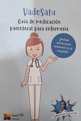 VadeSatu - Guía de medicación parenteral para enfermería ✅