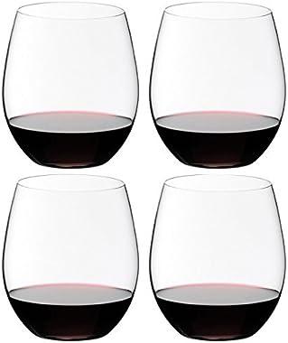Riedel O Wine - Copas de Vino, 4 piezas