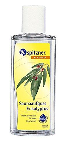"""Saunaaufguss """"Eukalyptus"""" (190 ml) von Spitzner"""
