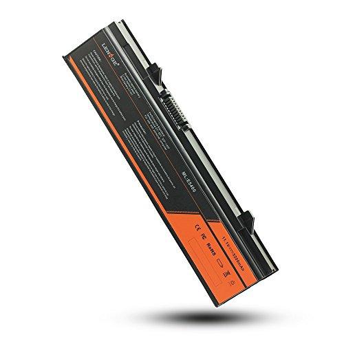 LENOGE E5400 E5500 Replacement Laptop Battery For Dell KM668 KM742 KM72 KM760 KM970 312-0762 Dell Latitude E5410 E5510 (6 Cells 5200mAh 11.1V 18 Months Warranty)