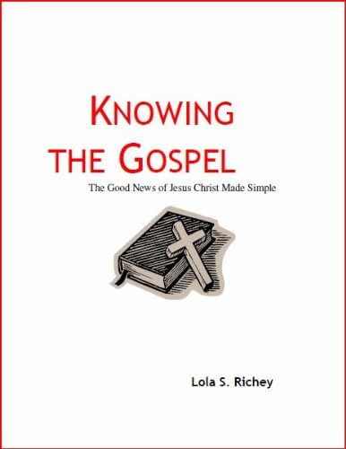 Knowing the Gospel: The Good News of Jesus Christ Made Simple (English Edition)