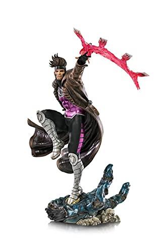 Estátua Gambit- X-Men - Bds Art Scale 1/10 - Iron Studios