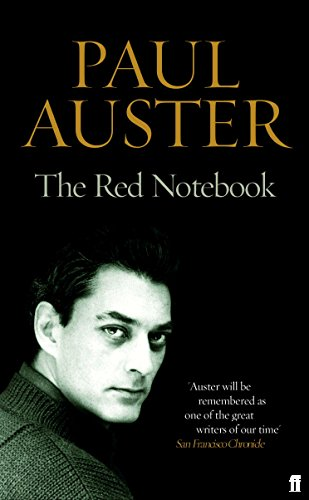 The Red Notebook.