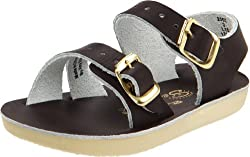 Salt Water Sandals Girls' Sea Wees Hoy Shoes
