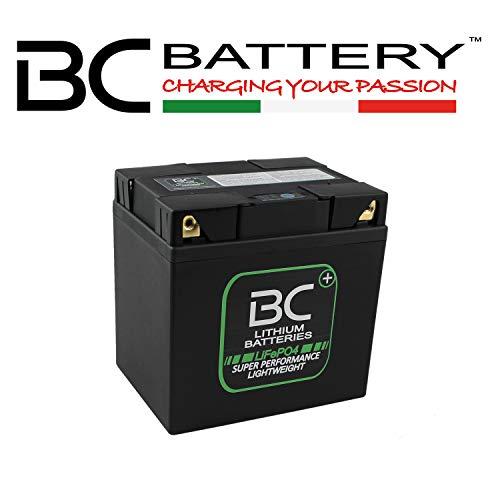 BC Lithium Batteries : Batterie moto LiFePO4 haut de gamme