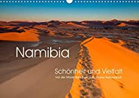 Namibia, Schoenheit und Vielfalt (Wandkalender 2022 DIN A3 quer): Namibia in abwechslungsreichen Ansichten (Monatskalender, 14 Seiten )