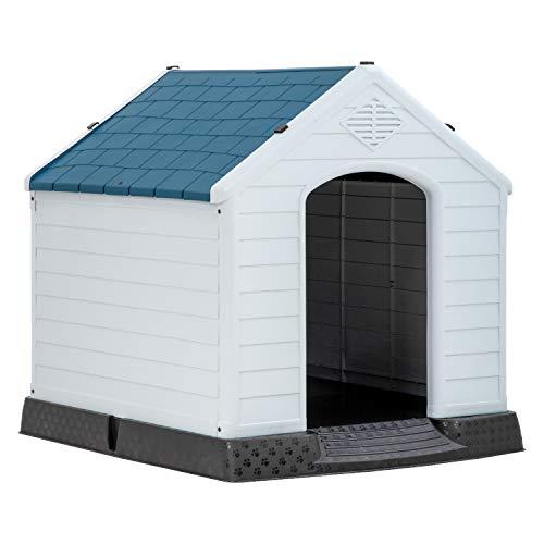 BestPet Dog House Indoor Outdoor Pet Kennel with...