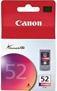 Canon CL-52 Photo Ink Cartridge, Compatible to iP6310D/iP6220D and iP6210D