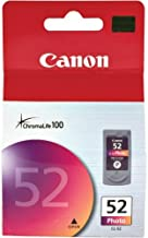 Canon CL-52 Photo Ink-Cartridge, Compatible to iP6310D/iP6220D and iP6210D