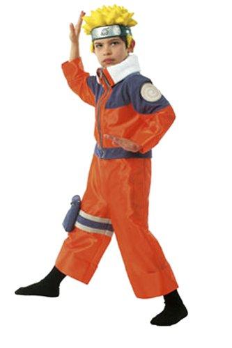 Cesar - Disfraz de Naruto con Accesorios: Amazon.es: Juguetes y juegos