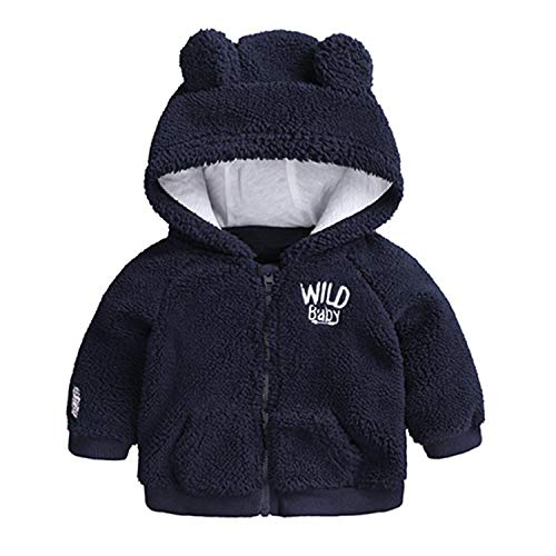 Spring Baby Coat Lamb Cashmere Baby Boy Girl Pajamas For Newborn Twins Baby Clothes Infant T002 9M