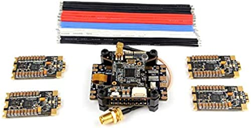 ventas calientes Ningbao Holybro Kakute F7 AIO Controlador Controlador Controlador de Vuelo Atlatl HV V2 FPV Transmisor Tekko32 35A Módulo de Sensor ESC para RC Racing Drone  alto descuento