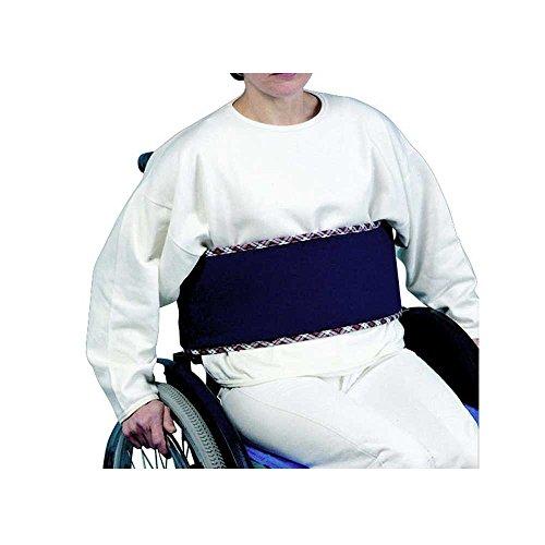 1x Behrend Bauchgurt, Rollstuhlgurt, Fixiergurt, Anschnallgurt, Sicherheitsgurt, für Erwachsene