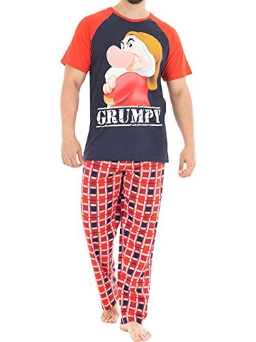 Disney Pijama para Hombre Gruñón - Medium