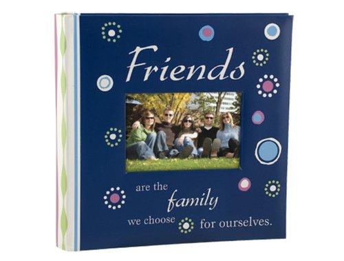 Malden Friends Flowers Fashion Book bound Photo Albu