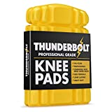 Thunderbolt Knee Pads for Work Inserts for Pants Trousers Workwear with Thick EVA