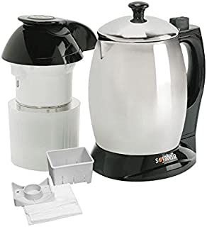 Tribest Deluxe Soyabella Home Kitchen Soymilk Maker with Lid and Tofu Kit- SB-132-B