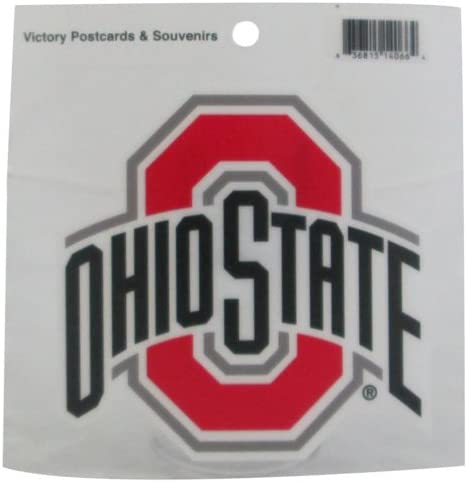 Victory Cheap Postcards NCAA Purchase Ohio State Buckeyes Magnet Athletic Logo