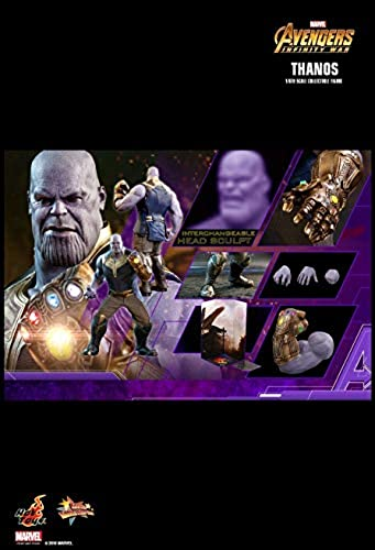 Hot Toys MMS479 - Marvel Comics - Avengers 3   Infinity War - Thanos