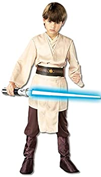 Rubies Star Wars Classic Child s Deluxe Jedi Knight Costume Large