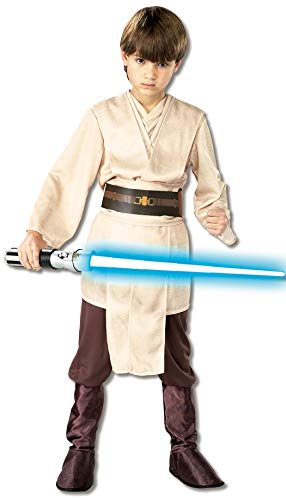 Star Wars Rubie 's Offizielles Disney Deluxe Jedi Kind groß L