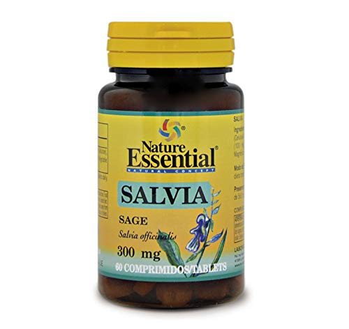 Salvia 300 mg. 60 comprimidos