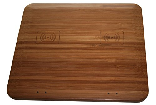 Maxfield Senza Fili Bamboo Lade-tampone