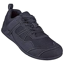 commercial Xero Shoes Prio – Simple men's sneakers for running barefoot or on the go – Fitness, sporty zero… fell running shoes