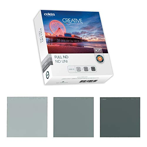 Cokin WP-H300-01 Full ND Kit Creative Filter System P-Serie grau