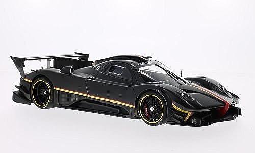 Pagani Zonda Revolucion, noir voiturebon , 2013, Modellauto, Fertigmodell, AUTOart 1 18