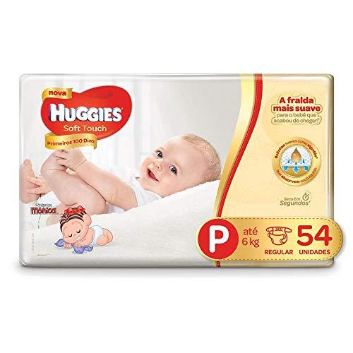 Huggies Fralda Soft Touch