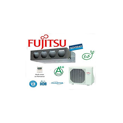 Fujitsu ACY71UiA-LM Sistema split Plata - Aire acondicionado (A++, A+, 2,21 kWh, 2,26 kWh, 2210 W, 2260 W)