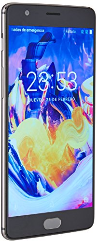 OnePlus 3T 6GB- RAM 64GB-ROM A3000 5.5