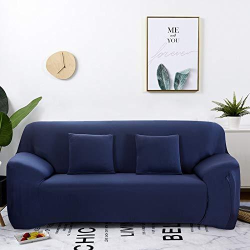 Funda de sofá con Estampado Floral Toalla de sofá Fundas de sofá para Sala de Estar Funda de sofá Funda de sofá Proteger Muebles A26 2 plazas