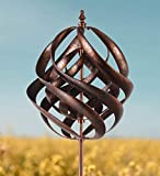 Marissa's Garden & Gift Hampsted wind sculpture spinner. Delivery 1-3 business days