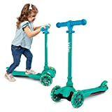 Best Scooters For Kids - KicksyWheels Scooters for Kids - 3 Wheel Toddler Review