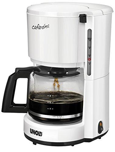 Unold Kaffeeautomat Compact, weiß, Artikel: 28120