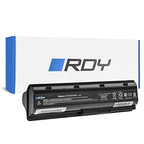 RDY Batería para HP Pavilion DV6-6070SE DV6-6071EO DV6-6072EO DV6-6073EO DV6-6075EZ DV6-6075LA DV6-6077ER DV6-6077LA DV6-6077SA (6600mAh 10.8V)
