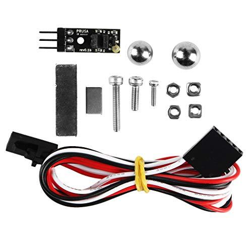 Pausa Di Esaurimento Rilevamento Filamenti Per Modulo Sensore Monitor Stampante 3D Parte Riparazione Meccanica Fine Corsa