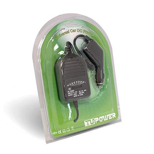 TUPower 028 Universal KFZ Netzteil kompatibel mit msi Entertainment L740 CR61 Medion Akoya E7420 MD99710 Terra Mobile 1766 19V 90W Car Adapter 12V