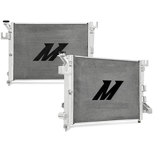 Mishimoto MMRAD-RAM-04 Performance Aluminum Radiator Fits Dodge Ram Cummins 5.7L Hemi V8 2004 2005 2006 2007 2008