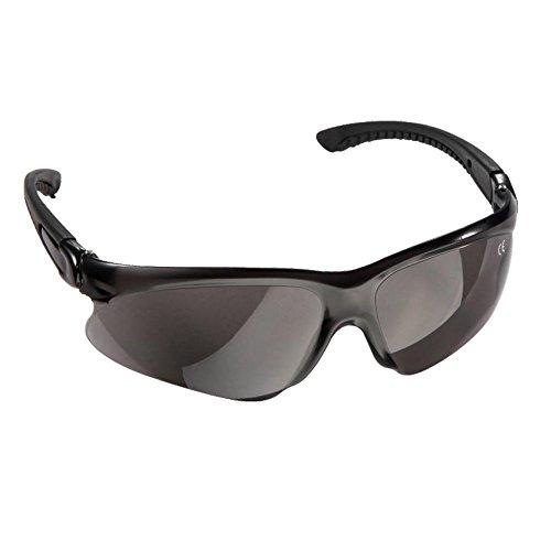 Combat Zone Airsoft/Softair Schutzbrille, schwarz, One Size