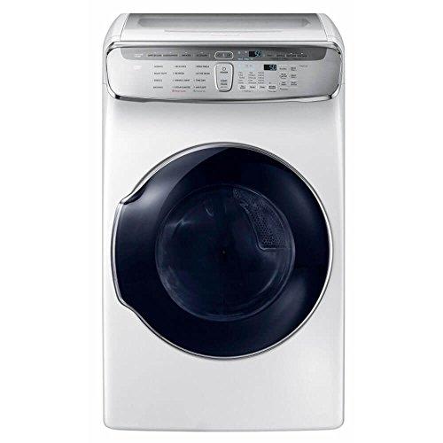 Samsung 7.5 Cu. Ft. White FlexDry Electric Dryer