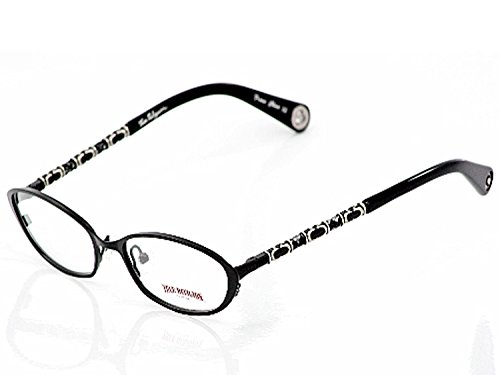 True Religion Mens / Rx Eyeglasses Eyewear Vantage Optical Glasses (MISTY matte black / clear demo lens 51mm-16mm-135mm, one size)