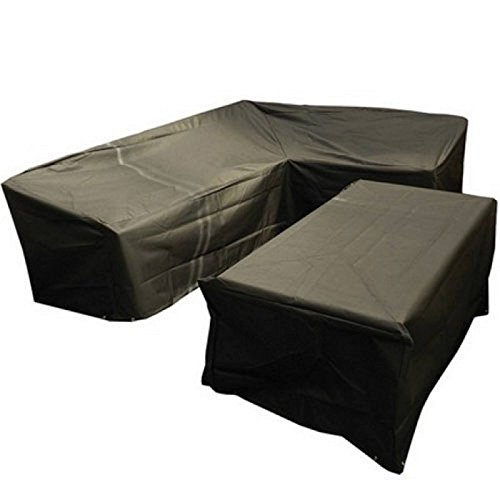 Bosmere Protector 6000 Modular L Shape Dining Set Cover