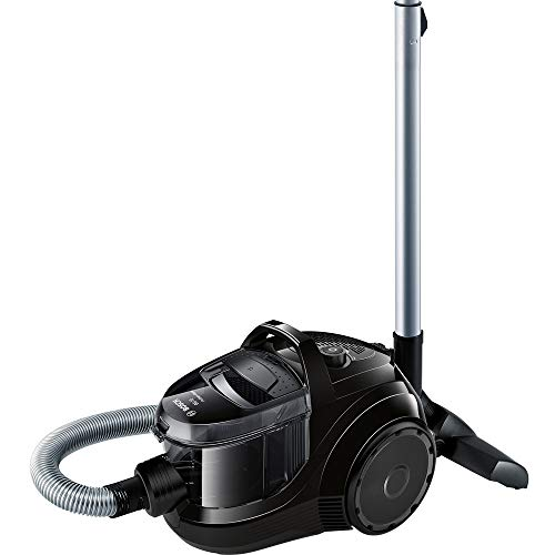 Bosch Hogar BGS1K330 Serie | 4 Aspirador de Trineo, Negro