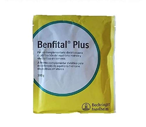 BENFITAL Plus Antidiarreico para terneros 100 gr.